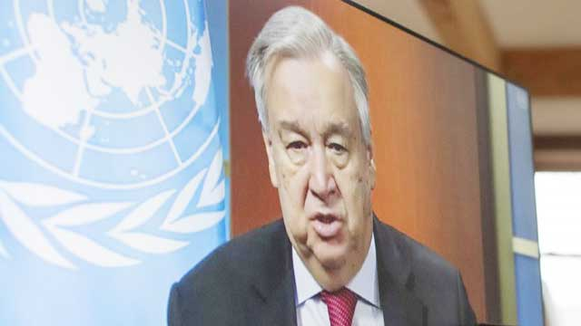 Coronavirus sparks 'tsunami of hate and xenophobia': UN chief
