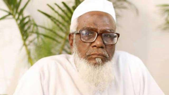 Islami Oikya Jote chief Maulana Nezami dies