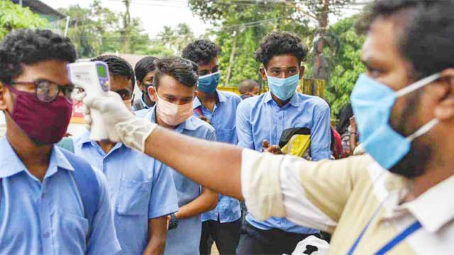 1st wave of pandemic not over, warns WHO
