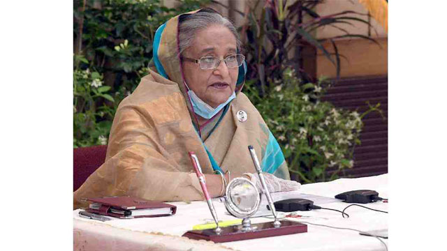 Govt sincere to protect people from coronavirus: Sheikh Hasina