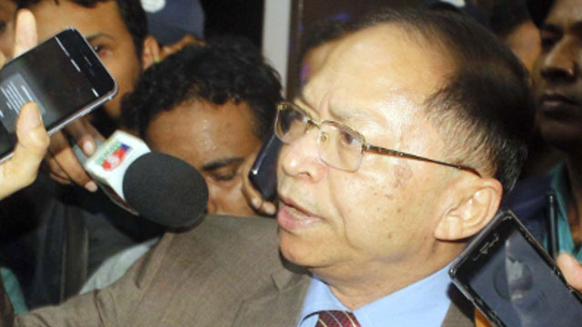 Ex-chief justice of Bangladesh indicted for money laundering