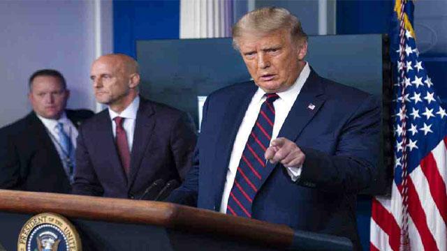Trump authorizes Plasma treatment for COVID-19