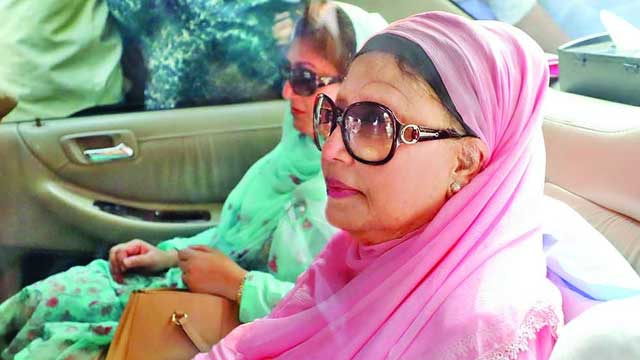 Khaleda Zia's release extended by six months
