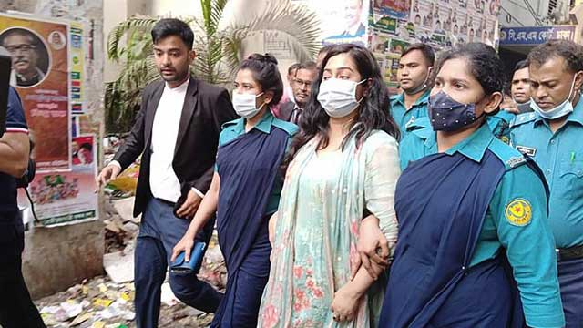 Model Swarna, 2 others to be interrogated in jail gate