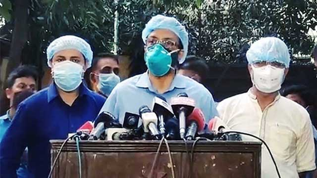 Khaleda Zia's condition stable, says her doctor