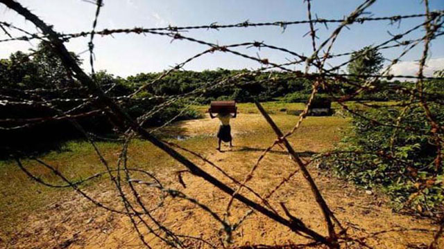 ঠাকুরগাঁওয়ে ২ বাংলাদেশি যুবককে ধরে নিয়ে গেছে বিএসএফ