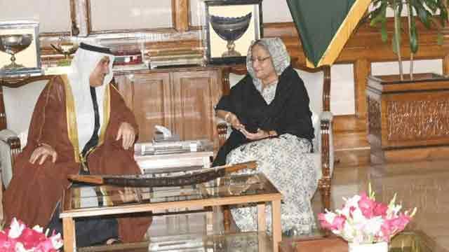 Hasina urges UAE entrepreneurs to invest in BD's Economic Zones