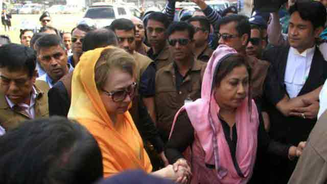 'Case filed to destroy Khaleda Zia's political career'