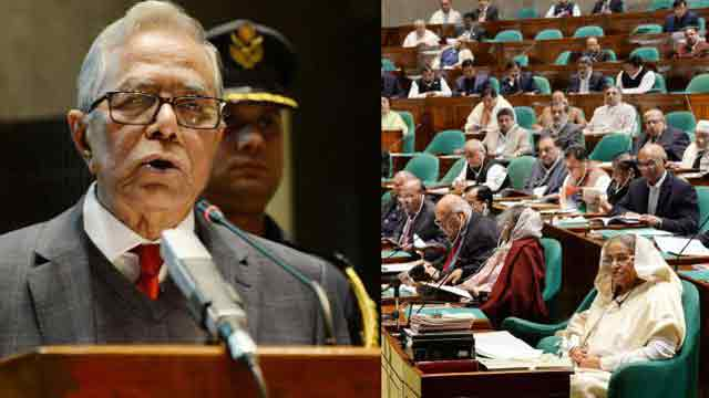 President for all parties effective role in parliament