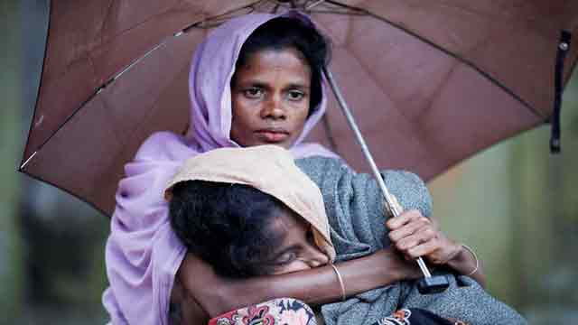 Rohingya return to Myanmar delayed