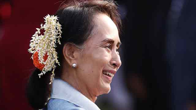 Suu Kyi lives in 'bubble', says US diplomat in row with Myanmar