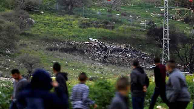Israeli air strikes against Syria 'biggest since 1982'