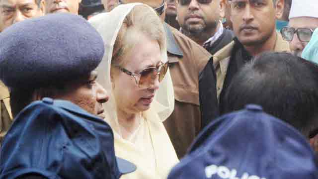 Khaleda Zia's bail hearing Sunday