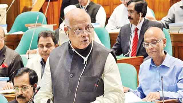 7 banks facing capital deficit of Tk 9,417.42 crore: Muhith