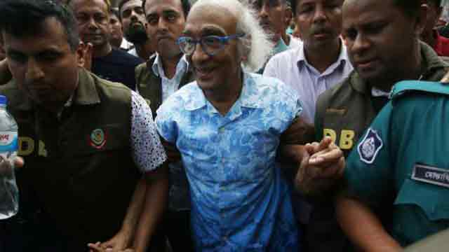 Arrest warrant issued against journalist Shafik Rehman