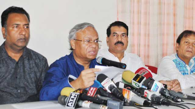 Hasina making 'mockery' with people, alleges BNP