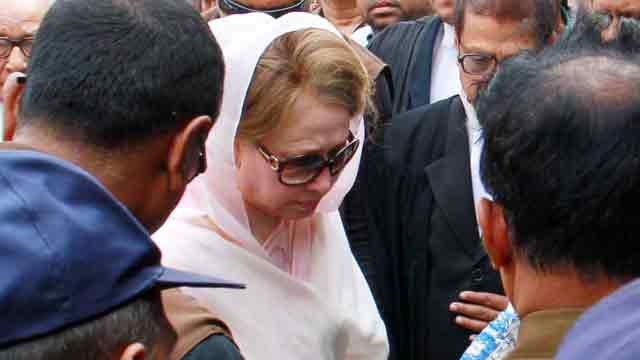 X-ray, blood test for Khaleda Zia: Doctors