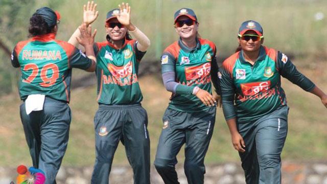 Bangladesh women reach Asia Cup final