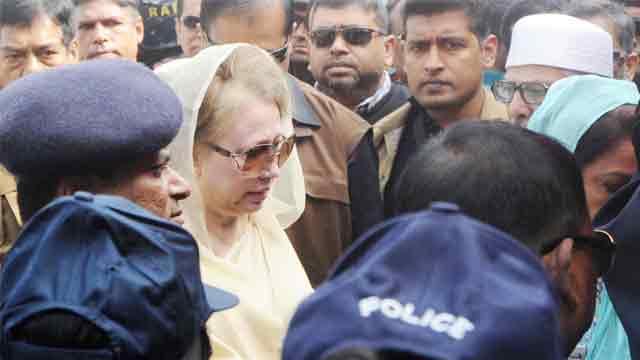 BNP sees govt 'evil design' over Khaleda Zia's treatment