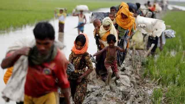 ICC gives Myanmar deadline over Rohingya case jurisdiction