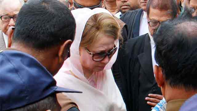 SC gives deadline for disposing Khaleda Zia's appeal