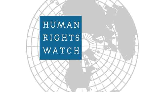 HRW urges Bangladesh to scrap island plan for Rohingyas