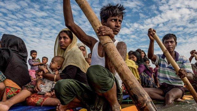 24,000 Rohingyas murdered since August: Study