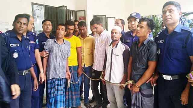 Seven to die for killing businessman