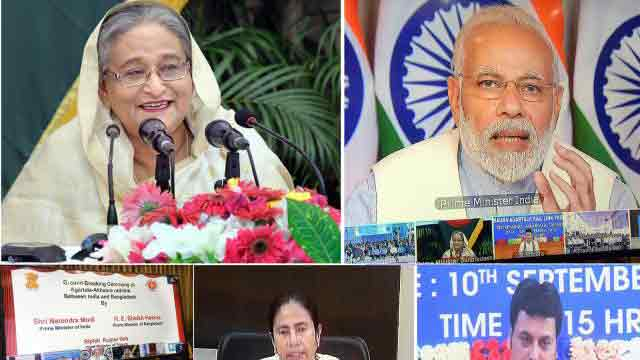 Hasina unveils 9,000 MW power import plan from neighbours