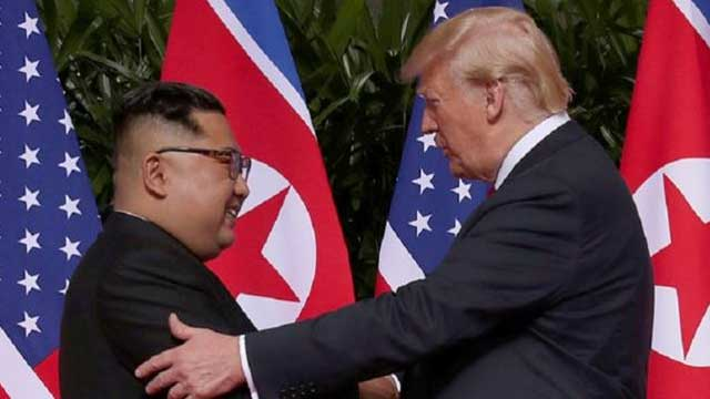 Second summit with N Korea's Kim after midterm polls: Trump