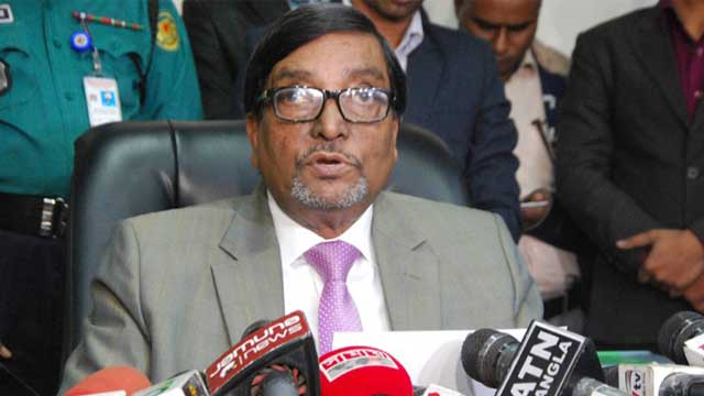 CEC comment has hurt the entity of election commissioner: Mahbub
