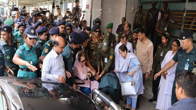 BNP calls for Khaleda Zia's treatment at specialised hospital