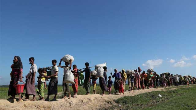 Myanmar, UNDP, UNHCR extend MoU on Rohingya repatriation