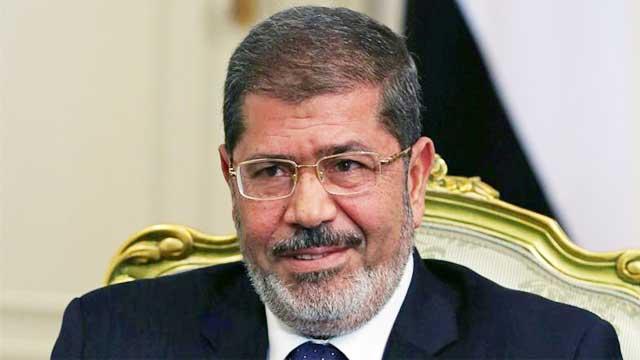 Egypt former President Morsi buried after courtroom death