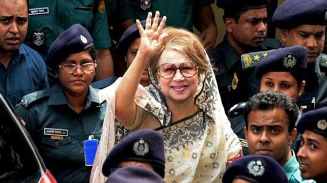 20-party to take action progs seeking Khaleda Zia's release