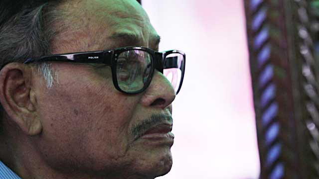 Ershad admitted to CMH