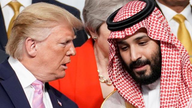 Trump 'angry' about Khashoggi murder