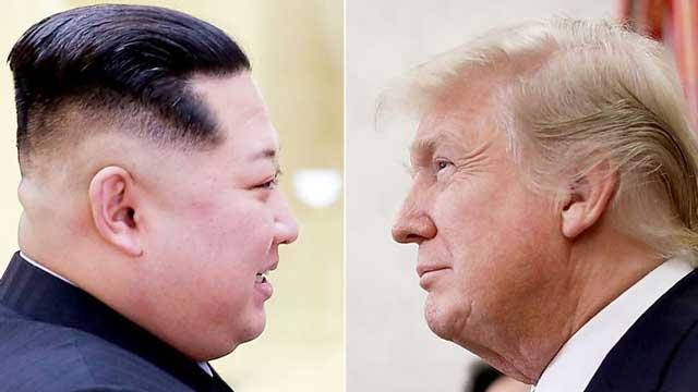 North Korea media hail 'amazing' Trump visit