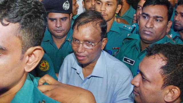 DIG Mizan quizzed at jail gate