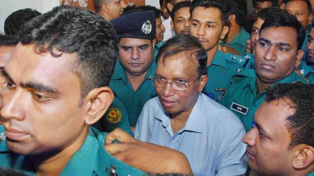 DIG Mizan shown arrested in bribery case