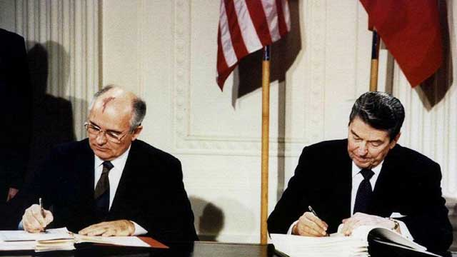US formally withdraws from 1987 nuclear pact with Russia
