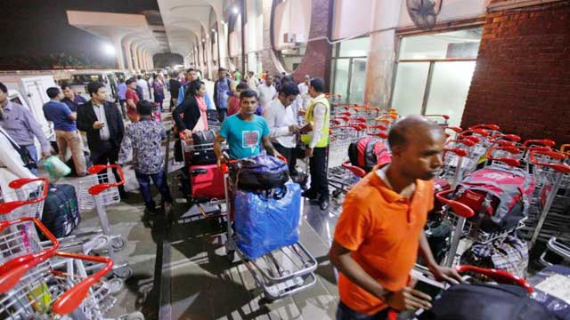 Saudi Arabia deport nearly 400 Bangladeshis in three days