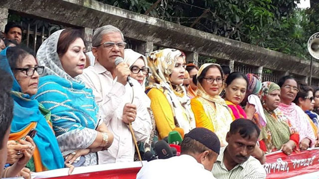 Police following directives of Awami League higher-ups