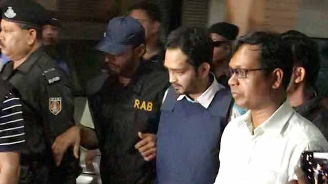 Ward councillor Razib placed on 14-day remand