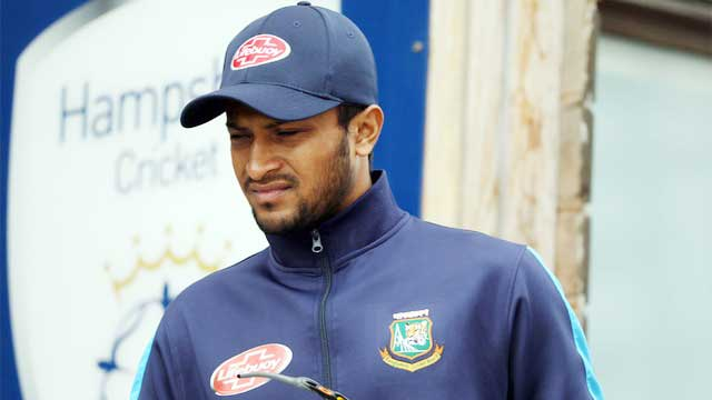 No scope for appeal to reduce Shakib's ban: BCB