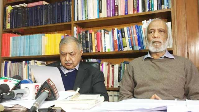 Denying Khaleda Zia's bail violation of constitution: Dr Kamal