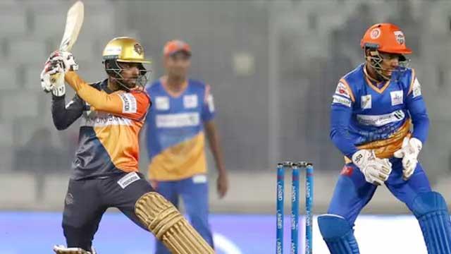 Liton guides Rajshahi Royals to top place