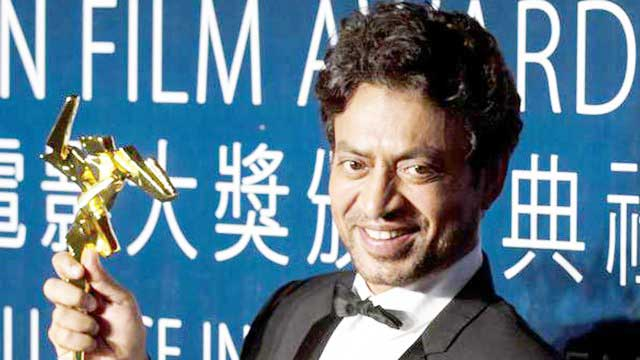Internationally acclaimed Indian actor Irrfan Khan dies