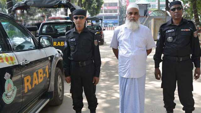 DGHS driver put on 14-day remand