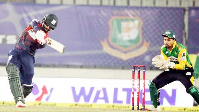 Rajshahi taste first defeat